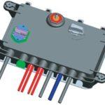 automotive power distribution block, automotive distribution block