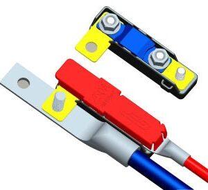 bolt down fuse holder