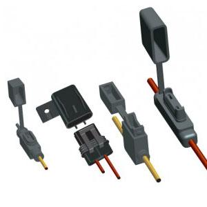 in line fuse holders, in-line fuse holders, in-line fuse holder