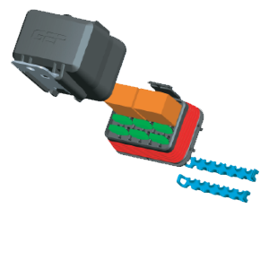 frh-a24, gep new products, sealed fuse holder, sealed relay holder