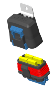 GEP Power Products manufactures environmentally sealed ATC Fuse holder.