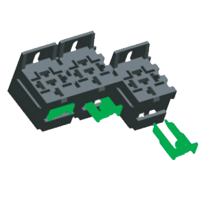 relay modules, iso relay block module, relay blocks
